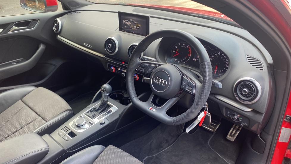 Audi A3 30 TFSI 116 S Line S Tronic - Automatic,SD Card Based MMI Navigation, & Audi Smartphone Interface image 12