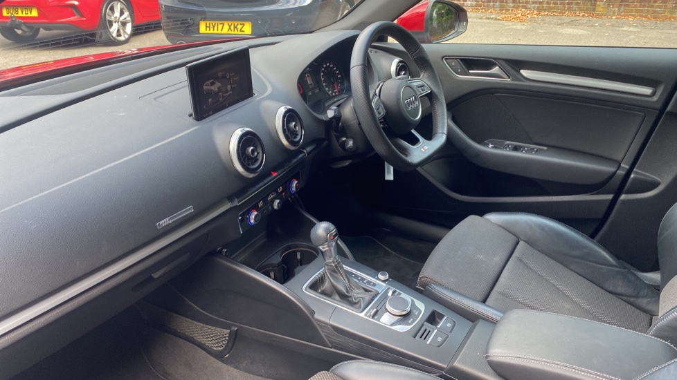 Audi A3 30 TFSI 116 S Line S Tronic - Automatic,SD Card Based MMI Navigation, & Audi Smartphone Interface image 13