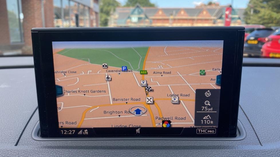 Audi A3 30 TFSI 116 S Line S Tronic - Automatic,SD Card Based MMI Navigation, & Audi Smartphone Interface image 15