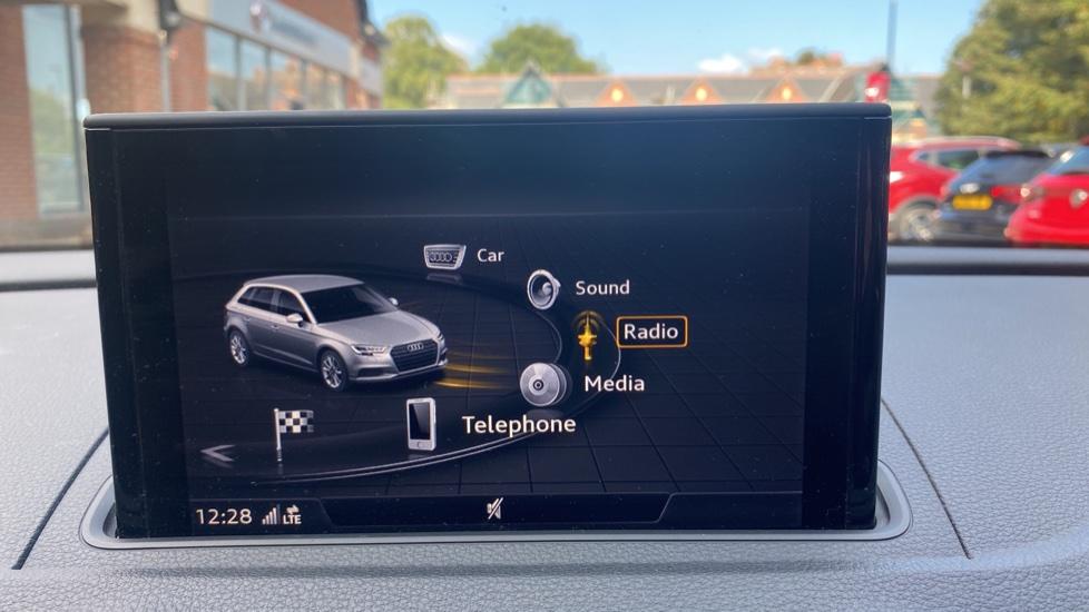 Audi A3 30 TFSI 116 S Line S Tronic - Automatic,SD Card Based MMI Navigation, & Audi Smartphone Interface image 23