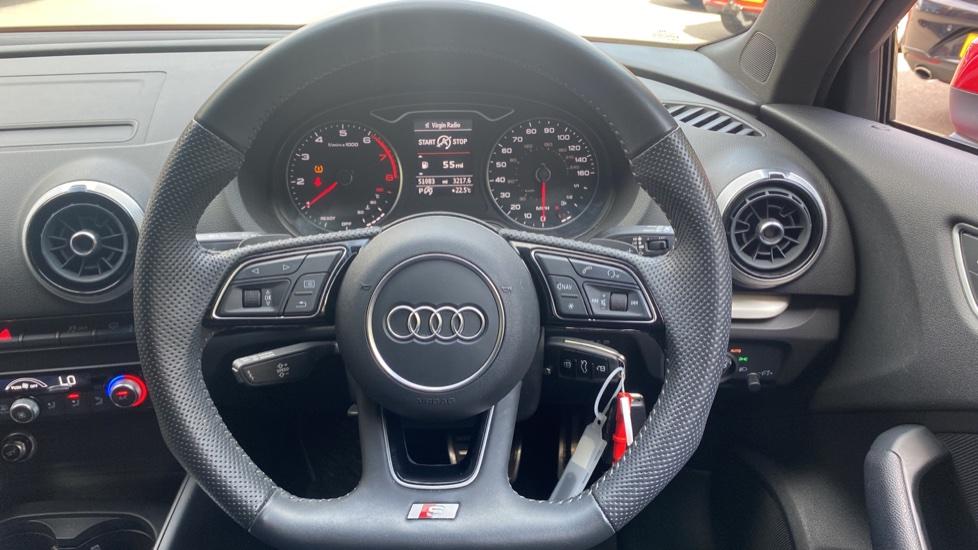 Audi A3 30 TFSI 116 S Line S Tronic - Automatic,SD Card Based MMI Navigation, & Audi Smartphone Interface image 26