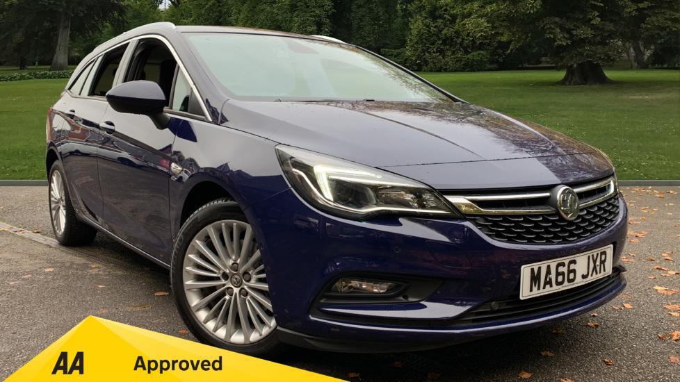 Vauxhall Astra 1.6 CDTi 16V 136 Elite 5dr Diesel Automatic Estate (2016) image