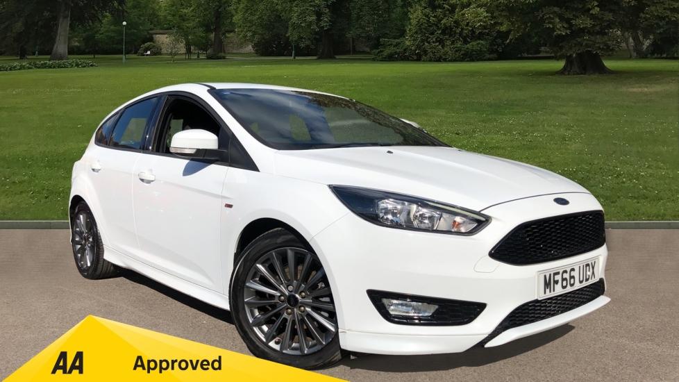 Ford Focus 1.0 EcoBoost 125 ST-Line 5dr Hatchback (2016)
