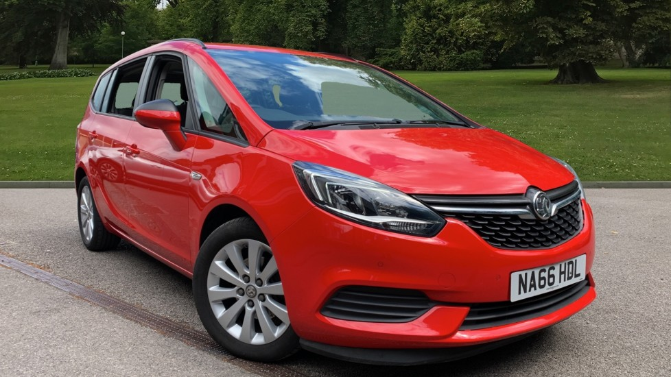 Vauxhall Zafira 1.4T Design 5dr Estate (2016)