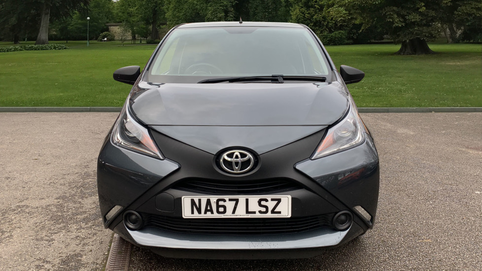 Toyota Aygo 1.0 VVT-i X 5dr image 2