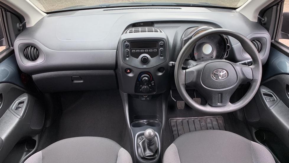Toyota Aygo 1.0 VVT-i X 5dr image 11