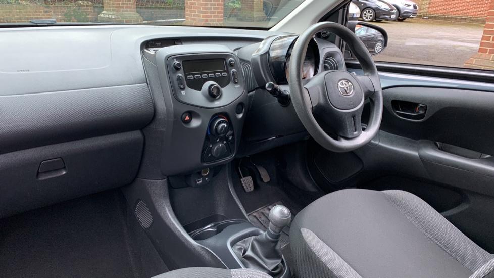 Toyota Aygo 1.0 VVT-i X 5dr image 13