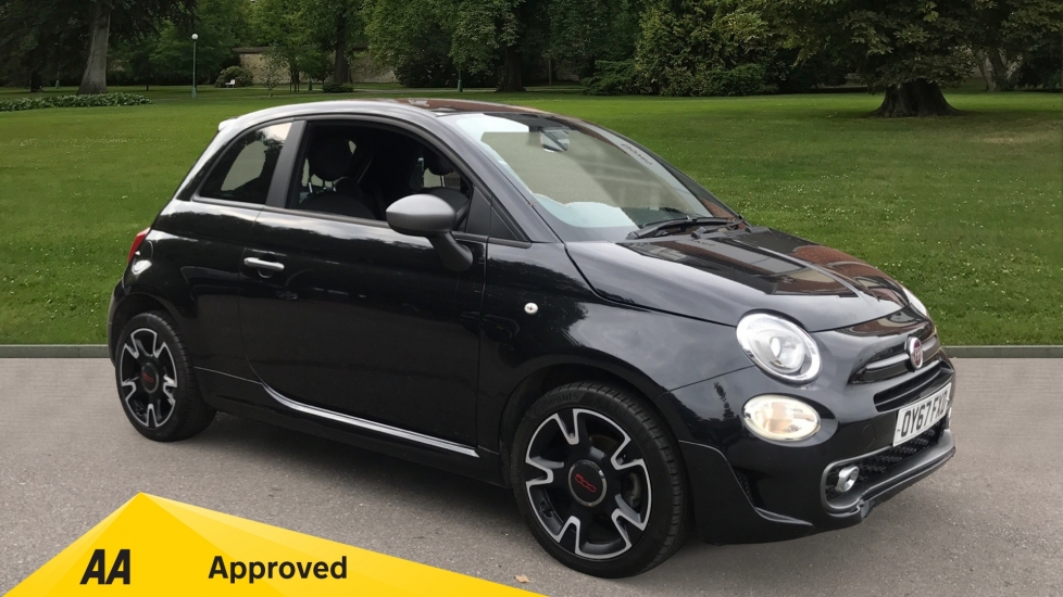 Fiat 500 1.2 S 3dr - Low Mileage, CD Player & Bluetooth Connection image 1