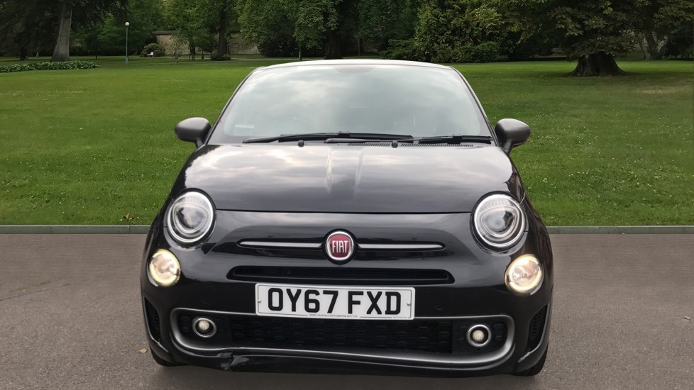Fiat 500 1.2 S 3dr - Low Mileage, CD Player & Bluetooth Connection image 2
