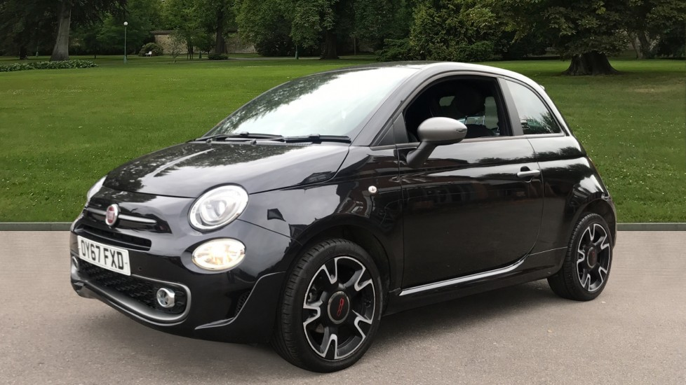 Fiat 500 1.2 S 3dr - Low Mileage, CD Player & Bluetooth Connection image 3