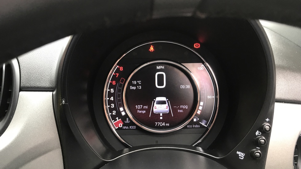 Fiat 500 1.2 S 3dr - Low Mileage, CD Player & Bluetooth Connection image 14