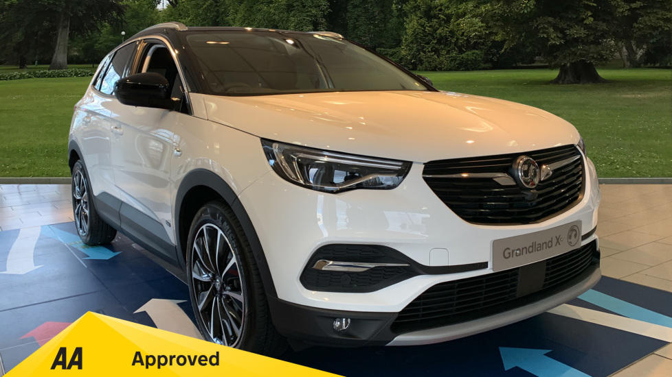 Vauxhall Grandland X 1.6 PHEV [300] Ultimate Nav AWD Petrol/Electric Automatic 5 door Hatchback (20MY)