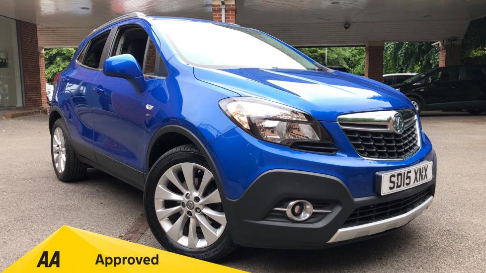 Vauxhall Mokka 1.4T SE 4WD 5 door Hatchback (2015) image