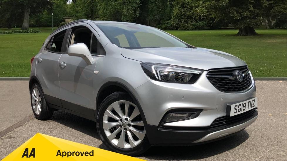 Vauxhall Mokka X 1.4T ecoTEC Elite Nav 5dr - Heated Seats, Satellite Navigation & Parking Sensors Hatchback (2019)