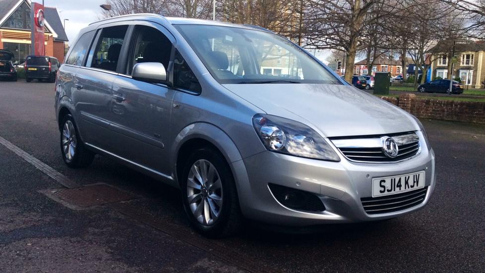 Vauxhall Zafira 1.8i Design 5dr Estate (2014) image