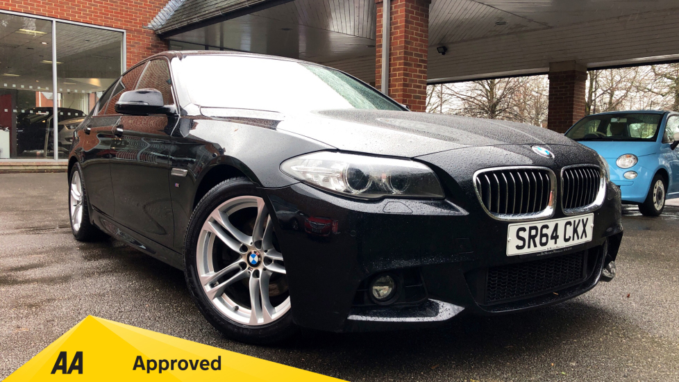 Used Bmw 5 Series Manual Cars For Sale Grange