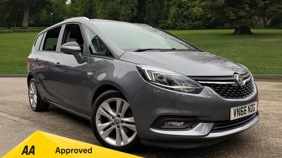 Vauxhall Zafira 1.4T SRi Nav 5dr Estate (2016)