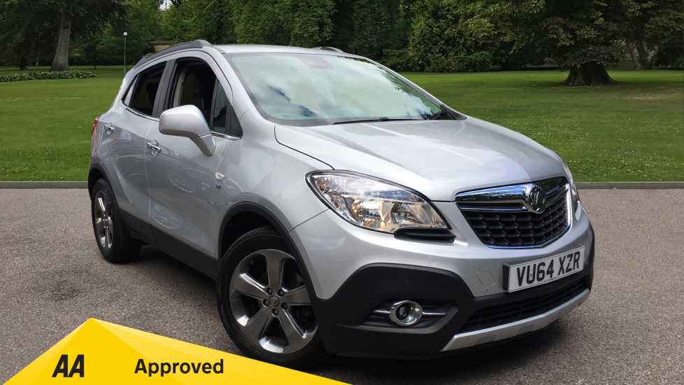 Vauxhall Mokka 1.7 CDTi SE 5dr Diesel Hatchback (2014) available from Mazda Northampton Motors thumbnail image