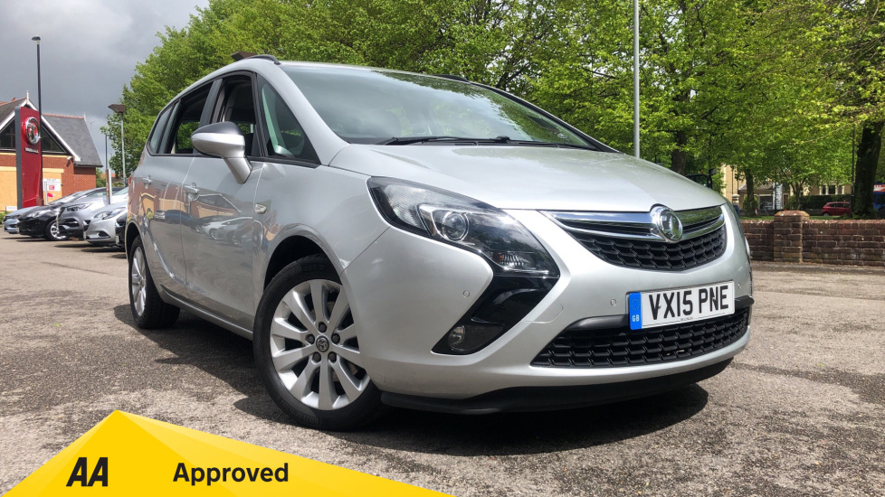 Vauxhall Zafira 1.4T Exclusiv 5dr Automatic Estate (2016) image