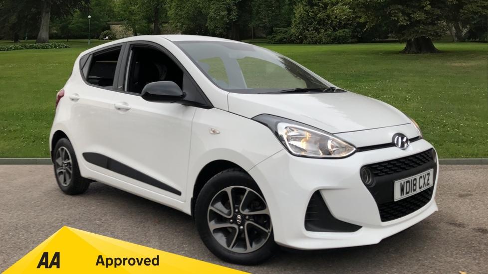 Hyundai i10 1.0 Go SE 5dr Hatchback (2018)