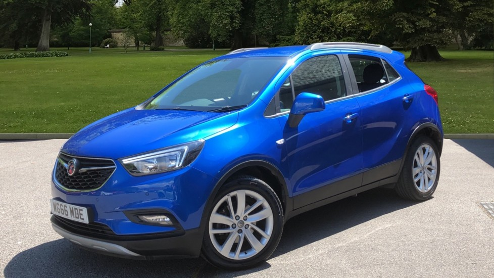 Vauxhall Mokka X 1.4T Design Nav 5dr image 3