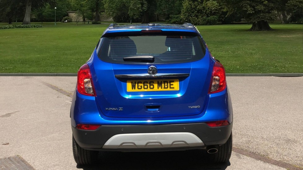 Vauxhall Mokka X 1.4T Design Nav 5dr image 6