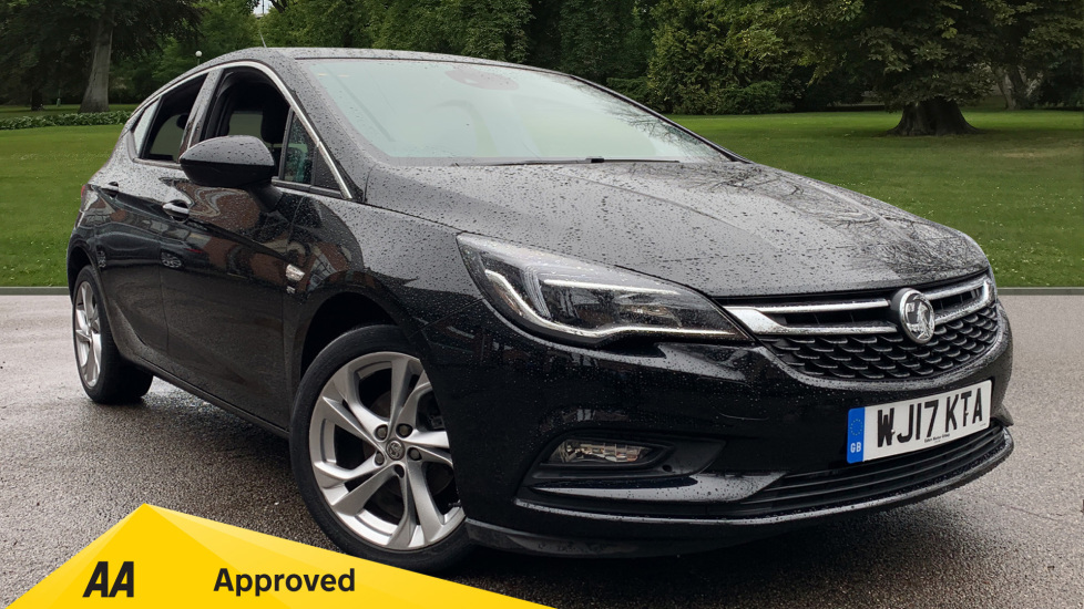 Vauxhall Astra 1.4i 16V SRi 5dr Hatchback (2017)