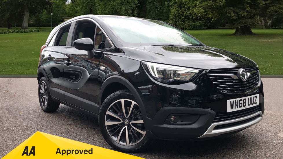 Vauxhall Crossland X 1.2T [110] Elite [Start Stop] Automatic 5 door Hatchback (2018) image