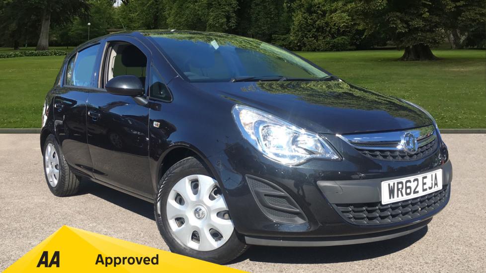 Vauxhall Corsa 1.2 Exclusiv [AC] 5 door Hatchback (2012) image