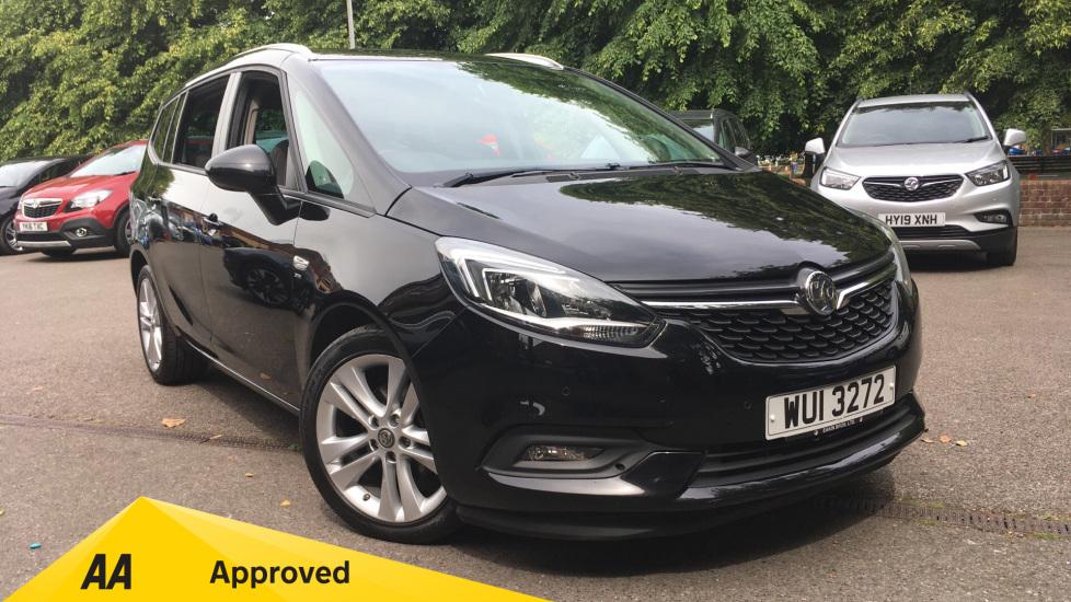 Vauxhall Zafira 1.4T SRi Nav 5dr Estate (2017) image
