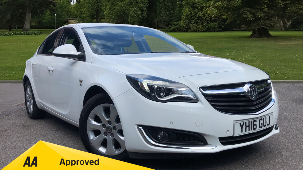 Vauxhall Insignia 1.6 CDTi SRi Nav [Start Stop] Diesel 5 door Hatchback (2016)