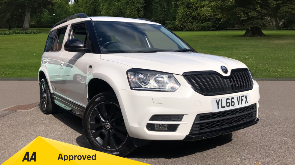 Skoda Yeti 1.2 TSI 110 Monte Carlo DSG Automatic 5 door Estate (2017) at Doves Vauxhall Southampton thumbnail image