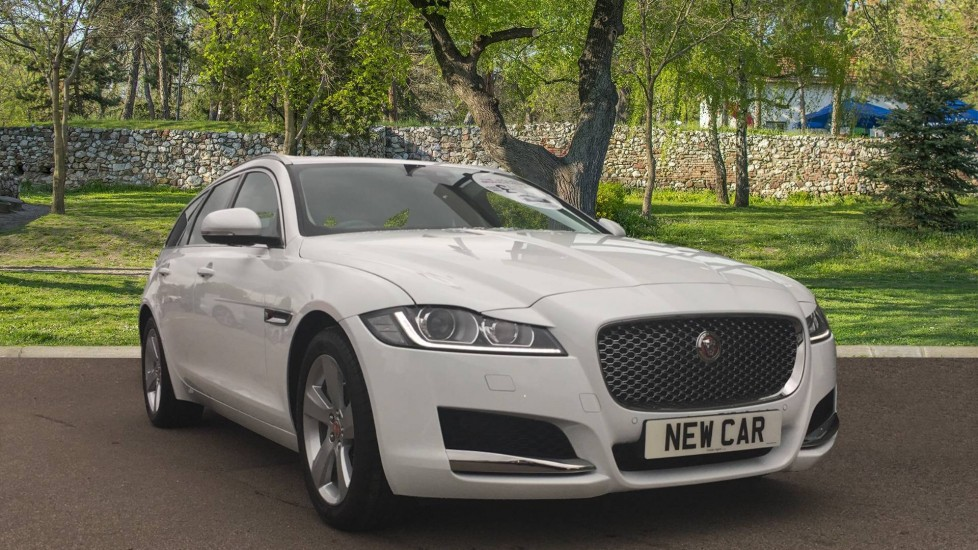 Jaguar XF SPORTBRAKE 2.0 i4P PETROL 250PS RWD AUTO SAVE £3029 £4000 DEPOSIT CONTRIBUTION AVAILABLE Automatic 5 door Estate (2019)