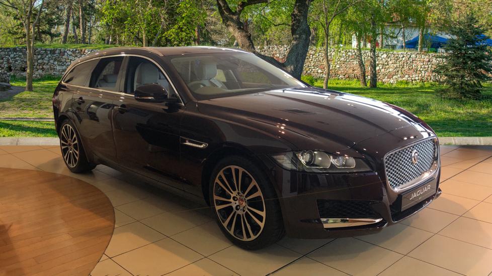 Jaguar XF SPORTBRAKE 2.0i Portfolio SPECIAL OFFER SAVE 6534 !!  Automatic 4 door Estate (2019)