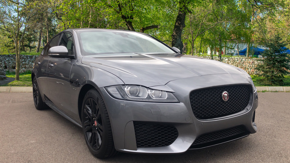 Jaguar XF 2.0i 250 Chequered Flag Delivery Miles SAVE £5535 !!! Automatic 4 door Saloon (2020) image