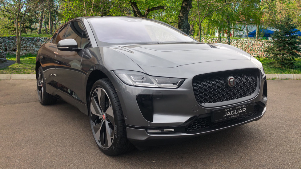 Jaguar I-PACE 90kWh EV400 HSE Electric Automatic 5 door Estate (2020)