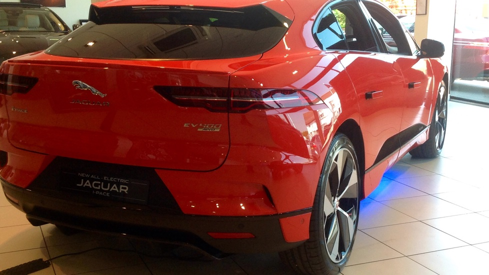 Jaguar I-PACE Orders now being taken for early Delivery image 6