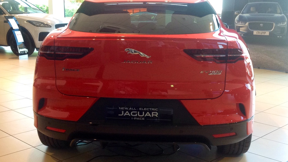 Jaguar I-PACE Orders now being taken for early Delivery image 7