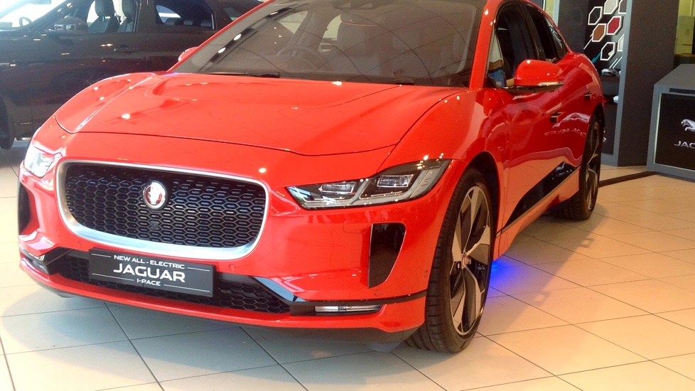 Jaguar I-PACE Orders now being taken for early Delivery image 10
