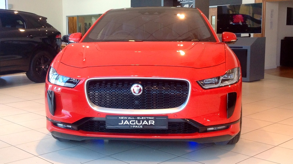 Jaguar I-PACE Orders now being taken for early Delivery image 11