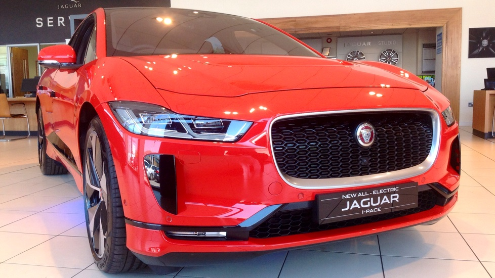 Jaguar I-PACE Orders now being taken for early Delivery Electric Automatic 5 door Hatchback (2019) at Jaguar Brentwood thumbnail image
