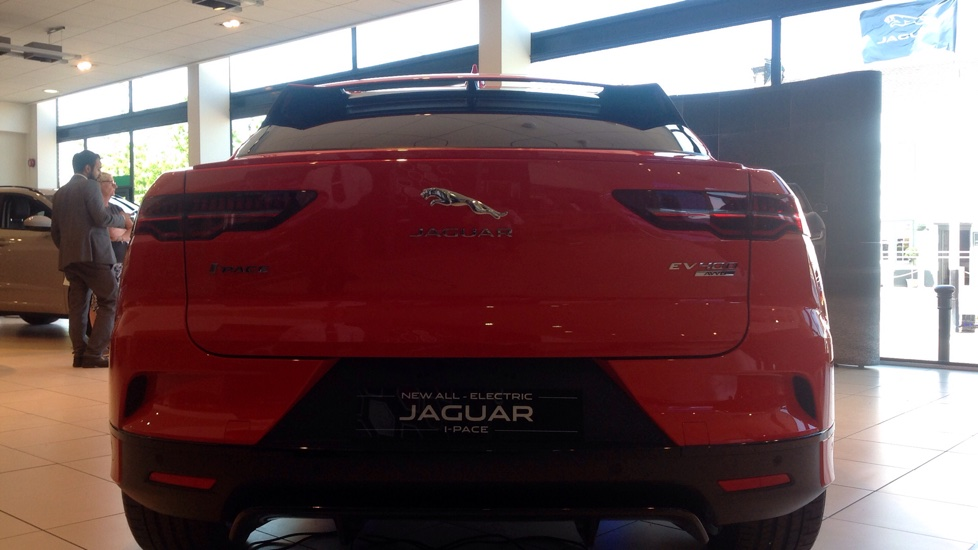Jaguar I-PACE Orders now being taken for early Delivery image 16