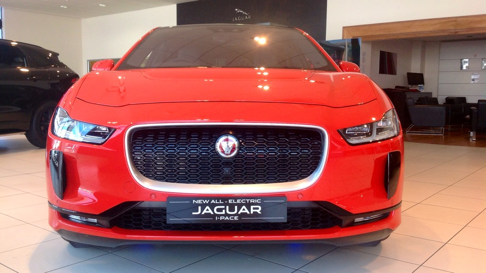 Jaguar I-PACE Orders now being taken for early Delivery image 17