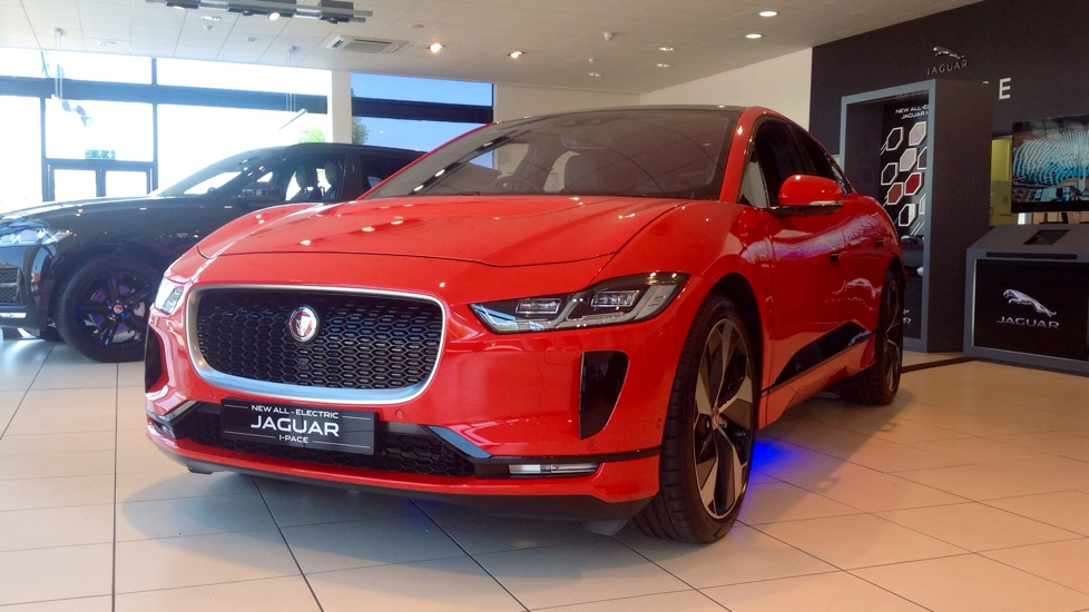 Jaguar I-PACE Orders now being taken for early Delivery image 26
