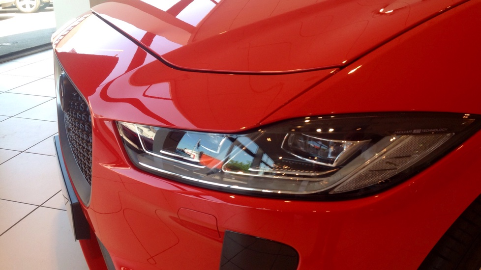 Jaguar I-PACE Orders now being taken for early Delivery image 27