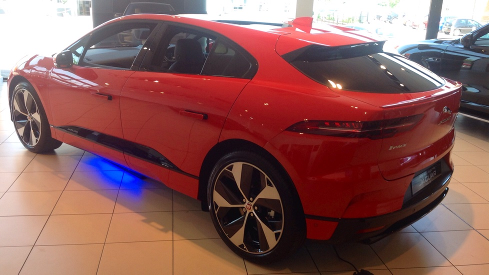Jaguar I-PACE Orders now being taken for early Delivery image 28