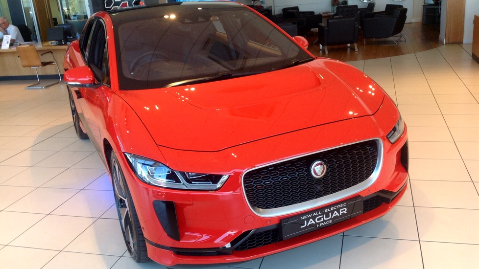 Jaguar I-PACE Orders now being taken for early Delivery image 29