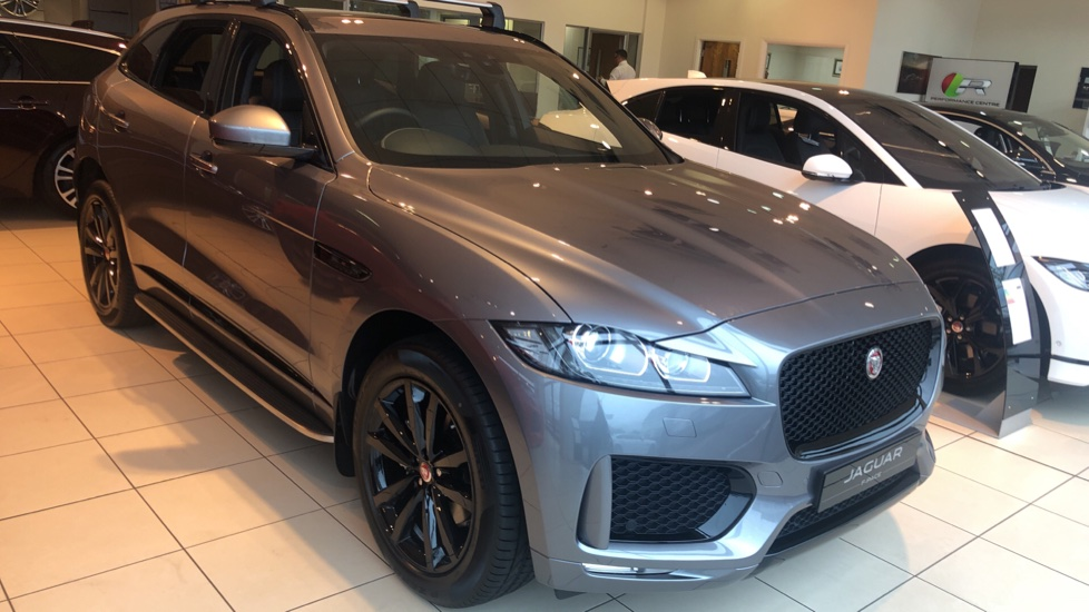 Jaguar F-PACE 2.0d (180) Chequered Flag AWD SPECIAL EDITIONS Diesel Automatic 5 door Estate (2020)