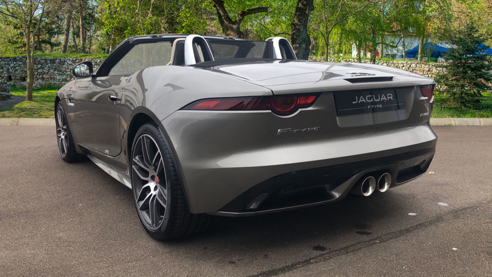 Jaguar F-TYPE 3.0 380 Supercharged V6 R-Dynamic Unregistered SAVE 12830 !!  image 2