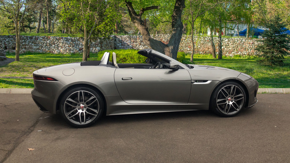 Jaguar F-TYPE 3.0 380 Supercharged V6 R-Dynamic Unregistered SAVE 12830 !!  image 5